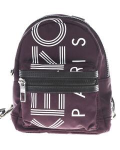 Zaino Borsone Kenzo Bag Unisex Bordeaux F865SF215F24 23 Tg. U