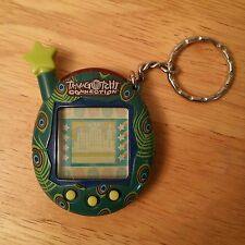 tamagotchi v4.5 - peacock feather design - great condition