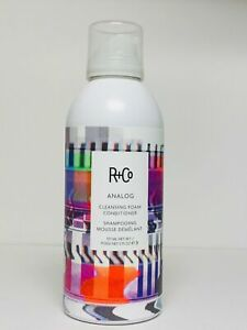 R+Co Analog Cleansing Foam Conditioner, 5.75 oz.