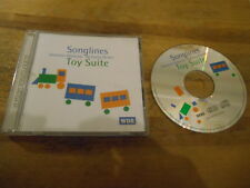CD Jazz Songlines - Toy Suite (6 Song) LAIKA / MR D MUSIC jc