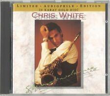 Chris White Shadowdance  - Limited ● Audiophile ● Edition 24 Karat Gold Disc