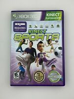 Kinect Sports (Platinum Hits) - Xbox 360 Game - Tested