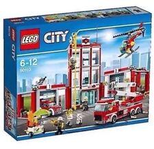 LEGO CITY 60110 CASERMA DEI POMPIERI NUOVO SIGILLATO