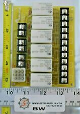 3130033 / Pcb Relay Output For Model 7351 / Kokusai Semiconductor Equipment