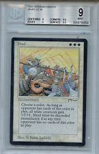 MTG Arabian Nights Jihad Mint BGS 9.0 (9) Card Magic Amricons 0059