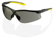 B Brand BBYSS2GY YALE Safety Eye Protection Spectacles/Glasses GREY Lens