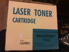 Dell 3100Y Yellow Compatible Laser Toner Cartridge Free UK delivery