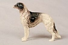 Vintage Borzoi Russian Wolfhound Dog Ceramic Ucagco Japan Figure Figurine 5.5�