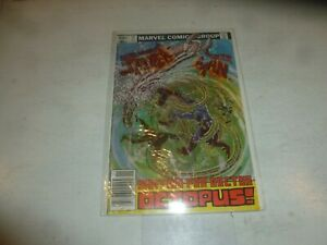 PETER PARKER - THE SPECTACULAR SPIDER-MAN - No 72 - Date 11/1982 - Marvel Comic