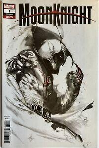 Marvel Comics Moon Knight #1 Dell'Otto Variant Cover (2021) Slight Creasing