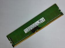 SKhynix 8GB 1Rx8 PC4-2400T-UA2-11 DDR4 2400MHz Desktop RAM HMA81GU6AFR8N-UH