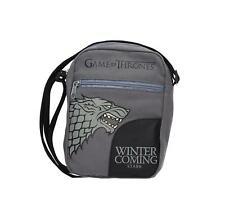 Game of Thrones Mini Messenger Bag Stark - Winter is Coming - Schultertasche NEU