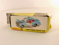 Dinky toys GB n° 270 Ford Panda Police car boite seule box only