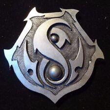 Warmachine Retribution Badge Pin