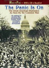 The Panic Is On: The Great American Depression as Seen by the Common Man [New DV