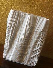 Rosenthal vase op art Martin Freyer studio Line
