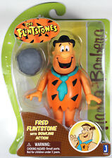 FRED FLINTSTONE ACTION FIGURE ~ Jazwares ~ Hanna-Barbera