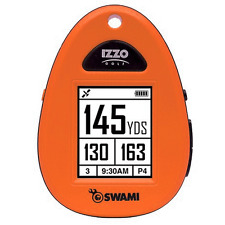 """40% OFF"" IZZO SWAMI SPORT GOLF GPS RANGEFINDER / ORANGE + FREE GIFT !!!!!!!!!"