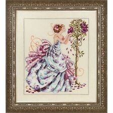 """SALE! COMPLETE XSTITCH KIT """"ROSES OF PROVENCE"""" by Mirabilia"""