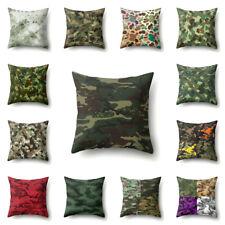 На открытом воздухе цветочный принт наволочки сад диванная подушка чехол дома одеяла на диван украшения