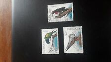 Republiek Suriname gestempeld jaar 1998 nr 979 - 981 (a2, 21, 1796) vogels
