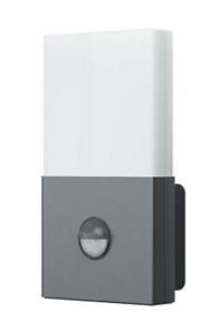 Osram NOXLITE 6w Outdoor LED Wandlampe Außenleuchte mit Sensor Wandleuchte