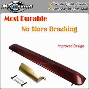 Rear Tailgate Liftgate Handle for 2004-2006 Scion xB 3Q3 Salsa Red Metallic