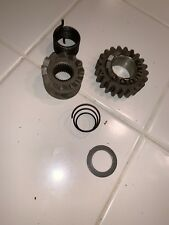 Kickstart Gears And Parts For Vintage CZ Motocross 250 400
