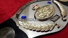 NWA Junior Heavyweight Wrestling Championship Adult Replica Belt