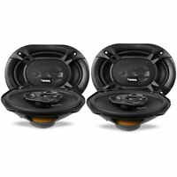 "(4) SOUNDSTORM EX369 600W 6"" x 9"" 3-Way EX Series Coaxial Speakers (2 Pairs)"