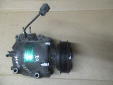 HONDA CIVIC MK7 1.6 D16V1  AUTO PETROL AIR CON CONDITIONER COMPRESSOR PUMP
