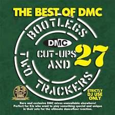 The Best Of DMC Bootlegs Cut Ups & 2 Trackers Vol 27 DJ CD ft Beyonce & Drake
