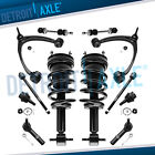 12pc Front Struts Control Arms Ball Joint for Chevy Tahoe Silverado Sierra 1500