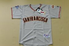 San Francisco Giants Away Gray Jersey w/Tags  Size 36 (Adult)