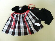 Set Girls Size 4 Kidture Dress Childrens Place Sweater NEW Tights Hairband