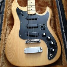 Very Rare / Vintage 1970's Hagstrom Scandi solid ash electric guitar for sale