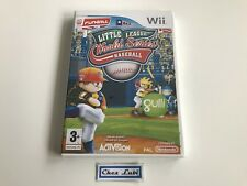 Little League World Series Baseball - Nintendo Wii - PAL FR - Neuf Sous Blister