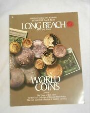 Heritage Numismatic Auctions Catalog - Long Beach May 30, 2003 - World Coins