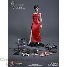 RESIDENT EVIL Ada Wong Sixth Scale Action Figure Hot Toys VideoGame Masterpiece
