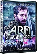 Arn: The Knight Templar (DVD) Joakim Natterqvist NEW