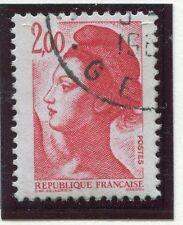 TIMBRE FRANCE OBLITERE N° 2274 TYPE GANDON  Photo non contratuelle