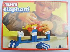 TENTE ELEPHANT # 0246 EXIN SPAIN EUROPEAN 11 PIECES 1983 SEALED