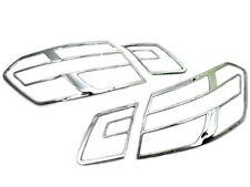 Mercedes W212 E Class Chrome Rear lamp tail lamp frames surrounds