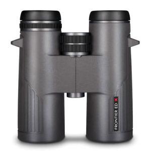Hawke Frontier ED X 8 x 42 Binocular in Grey #38411 (UK Stock) BNIB