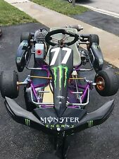 GOKART 2016 OTK SPRIT  / VORTEX  RACING PACKAGE  READY TO RACE