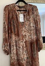 BNWT Zara Long Maxi Dress