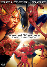 Spider-Man: The Motion Picture Trilogy (DVD,2007)