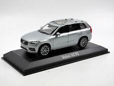 Norev 870053, Volvo XC90 SUV, 2015, Electric Silver, 1:43, Neu