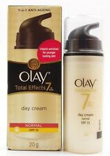 Olay Total Effects 7-In-1 Anti Ageing Day Firming Skin Cream With Spf 15 20gm