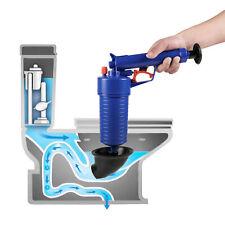 Toilet Plunger Air Drain Blaster Pressure Pump Cleaner High Pressure Pipe Opener